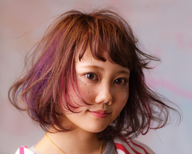 CLICQUOT hair design